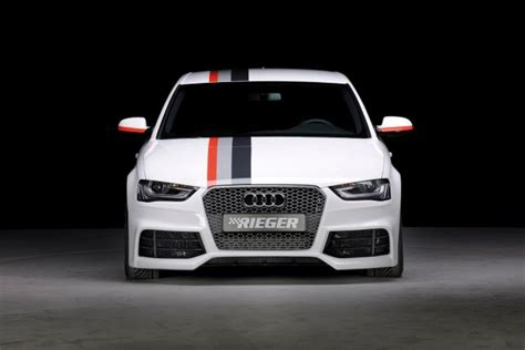 AUDI A4 tuned by RIEGER OopsCars