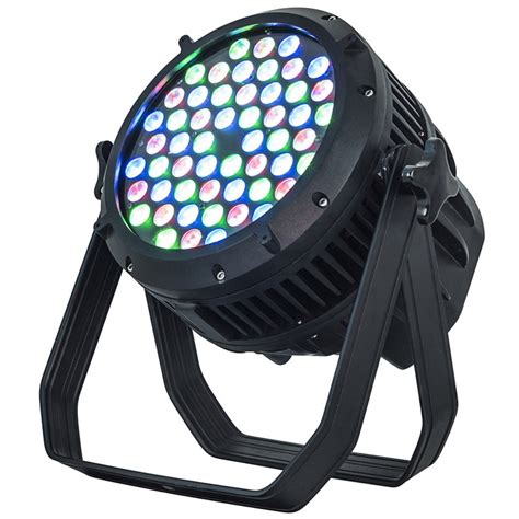 Lu Par Light 54 outdoor led par light 54x3w rgbw rgba hosen lighting shop