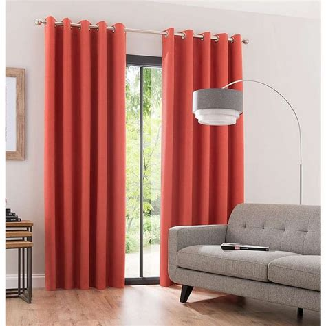 burnt orange blackout curtains best 25 burnt orange curtains ideas on pinterest burnt