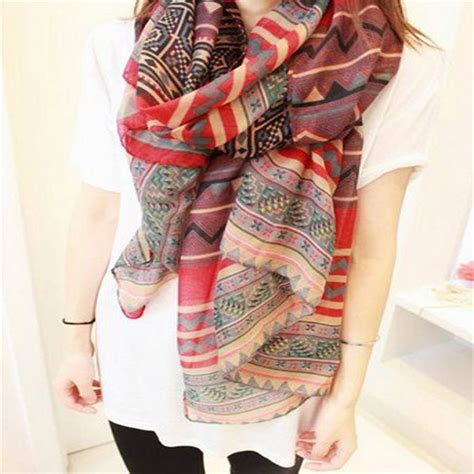 scarf it up 12 stylish ways to wear scarf this winter