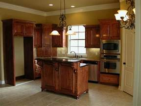 Floor Cabinets For Kitchen Best Color Floor With Oak Cabinets Home Design And Decor Reviews
