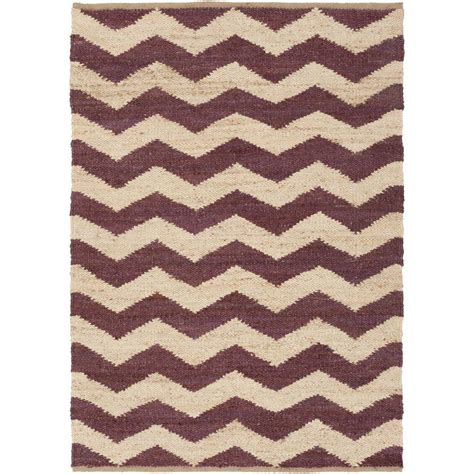 Eggplant Area Rug Artistic Weavers Portico Eggplant 8 Ft X 10 Ft Indoor Area Rug Awar5013 810 The Home Depot