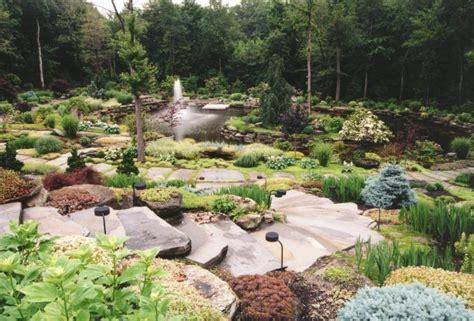 Beautiful Rock Gardens Beautiful Rock Gardens Photos