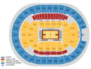 Amway Center Floor Plan by Amway Center Seating Maps
