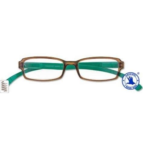 i need you hangover brown turquoise designer reading glasses