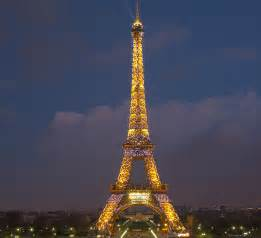 The eiffel tower is a icon of paris pronounced in