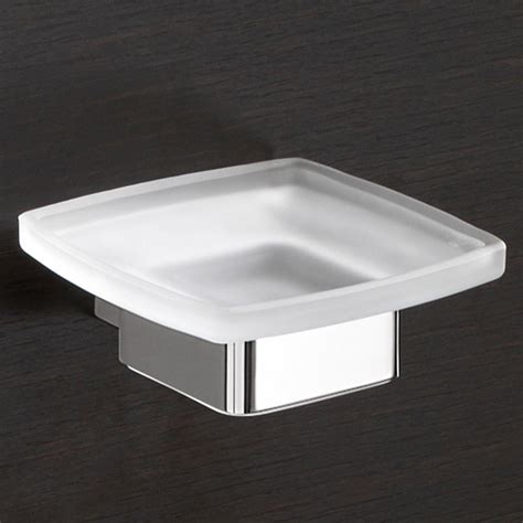 wall mounted soap dishes for bathrooms modern bath lounge soap dish wall mounted zuri furniture