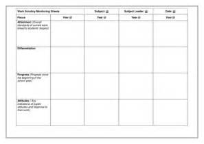 book scrutiny proforma by ryansmailes teaching resources