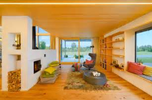 Alpenchic is an energy efficient home located in the small bavarian