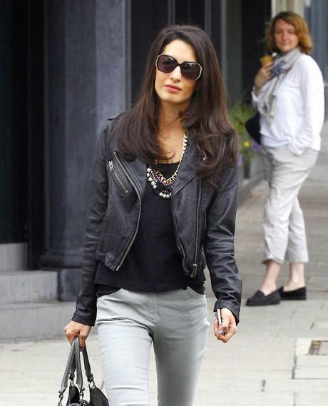 Amel Size L fashion icon amal alamuddin ovvero ode alla signora