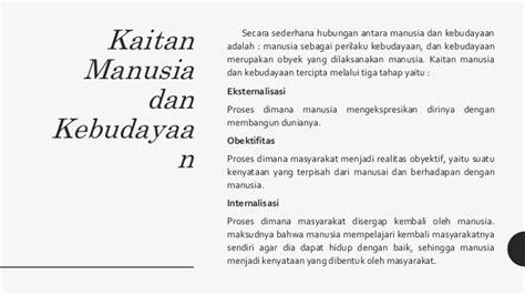 Pokok Pokok Ilmu Sosial Dan Budaya Dasar Pada Kebidanan ilmu budaya dasar bab 1 manusia dan kebudayaan