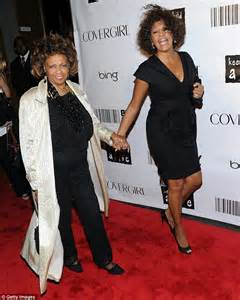 what does whitney thores dad do whitney houston s mother cissy admits she thinks her