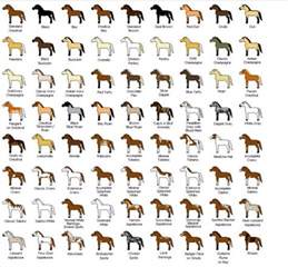 foal color calculator view topic horses leave hoof prints on your rp