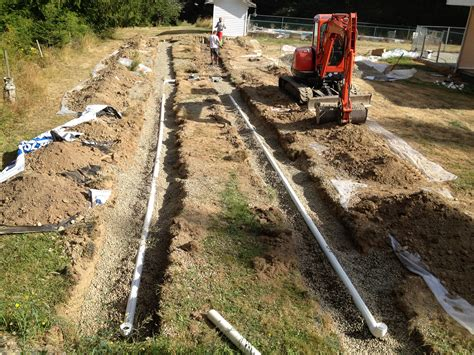 Field Designs Line For Payless by Drain Field Preventive Maintenance