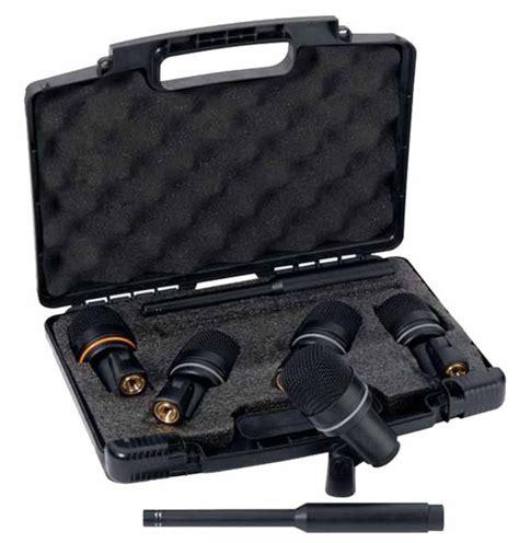 Proel Drumset Microphone Kit Dmh85 set microfoni per batteria kit microfoni per batteria ld drum mic set 7pz d1017set