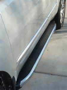 2010 advance running boards on 2009 acura mdx forum