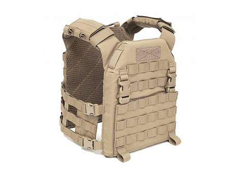 chest carrier warrior recon plate carrier w pathfinder chest rig coyote nltactical