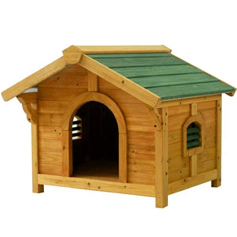 wood dog house pooch manor wood dog house