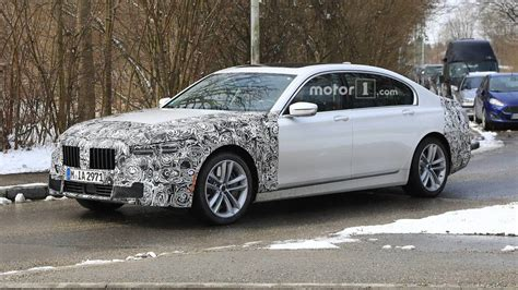Bmw 3er Facelift 2019 by 2019 Bmw 7 Series Facelift Spy Photo Photo