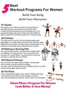 best home workout program best one of five workout programs for for different