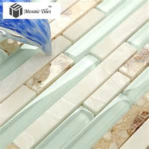 aqua glass tile bathrooms tst glass conch style of pearl tile resin