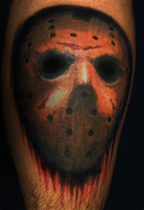 tattoo jason 35 wonderful jason mask tattoos