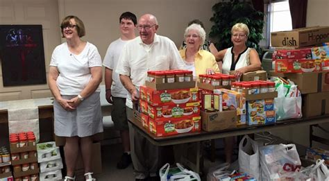 The Family Pantry by Food Pantry Mosser Family Center