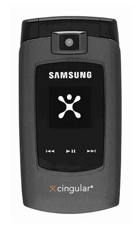 Samsung SYNC SGH-A707 Music Bluetooth Phone ATT - Fair