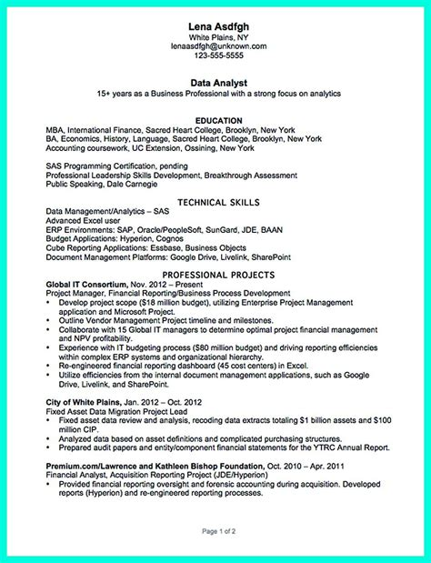 additional skills resume communication statement