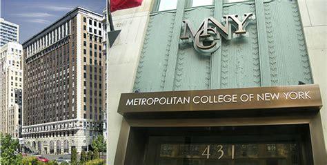 Metropolitan College New York Mba by 40 Rector St Philips International Rudder Property