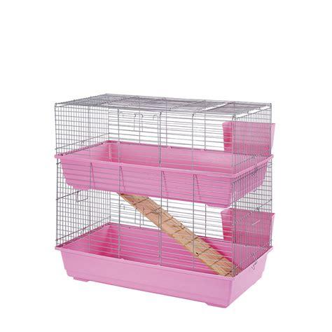 large indoor double decker rabbit guinea pig 100 cage