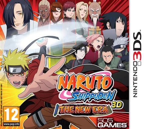 download naruto the last cod game naruto shippuden the new era 3d ya disponible para