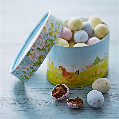 Order Gift Cards Online Pickup In Store - chocolate truffle filled eggs in a box williams sonoma
