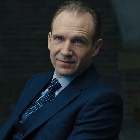Ralph Fiennes Says That He Is The Victim by M Ralph Fiennes Bond Wiki Fandom Powered By Wikia
