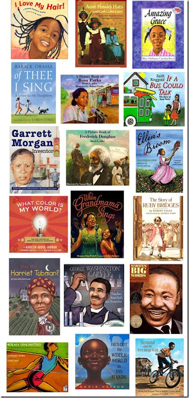 black history picture books the book nook black history month freebies a year of