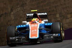 Kaos Haryanto Manor Racing f1 coment 225 rios p 243 s corrida manor gp da europa 2016