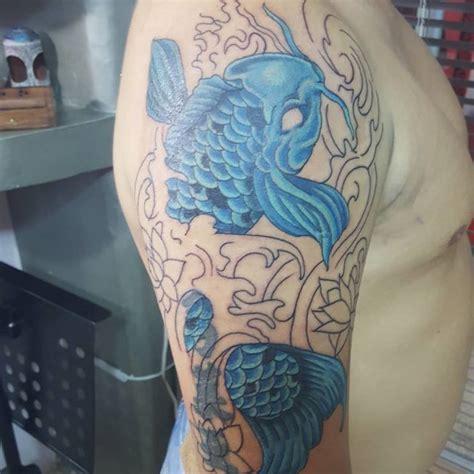 koi fish upstream tattoo 65 japanese koi fish tattoo designs meanings true