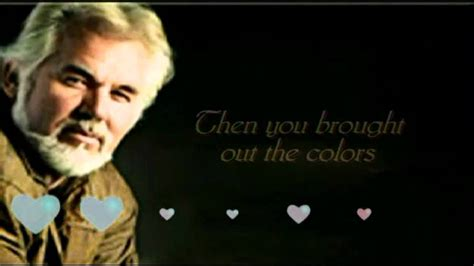 You Decorated Kenny Rogers by Kenny Rogers You Decorated W Lyrics
