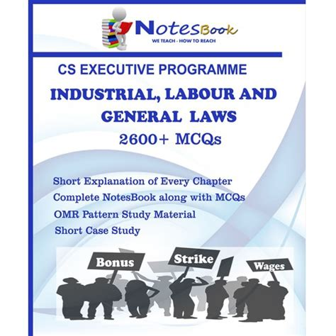 Industrial Relations And Labour Laws Mba Notes by Industrial Labour And General Laws Csnoteshome Cscartindia