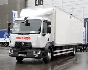 Renault D Renault Trucks Corporate Press Files The New Renault