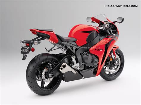 new honda cbr honda cbr1000rr 2008 indiaon2wheels