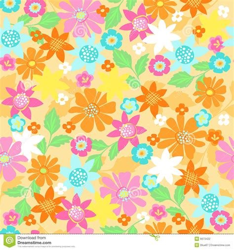 floral garden repeat pattern free 19 repeating pattern vector flower images floral pattern