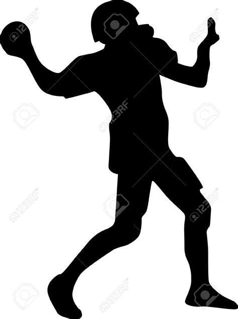 silhouette coach football clipart - Clipground