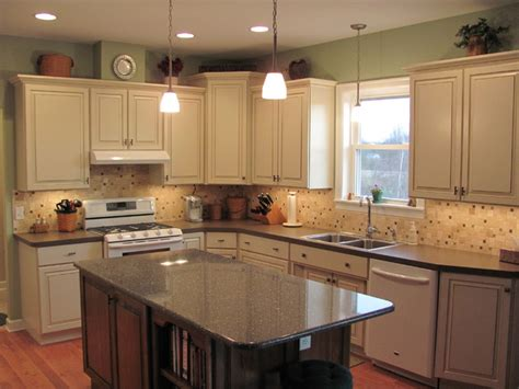 traditional kitchen lighting ideas lighting above cabinet led light placement home