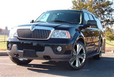 04 lincoln navigator lincoln navigator history photos on better parts ltd