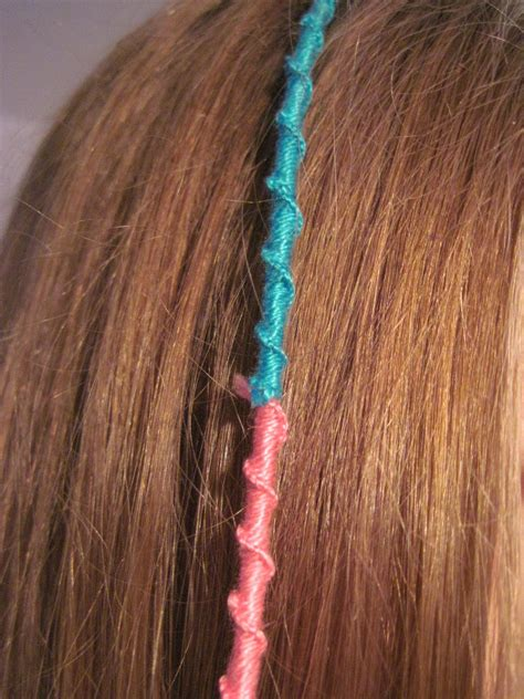hair wrapping pictures 90s hairstyles did you do this to your hair in the