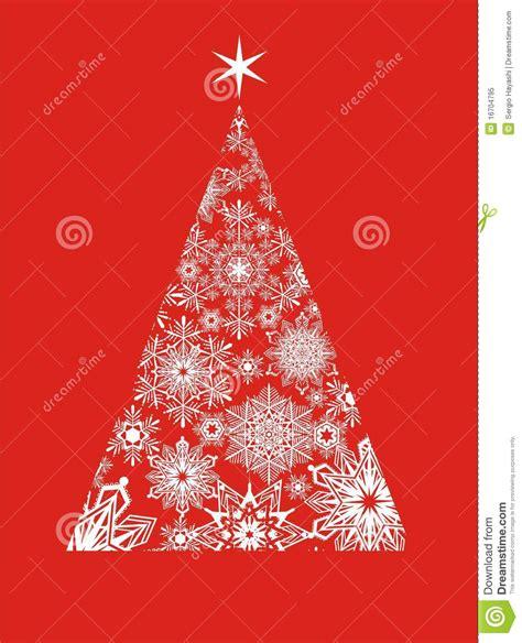 modern christmas greeting card stock vector image 16704795