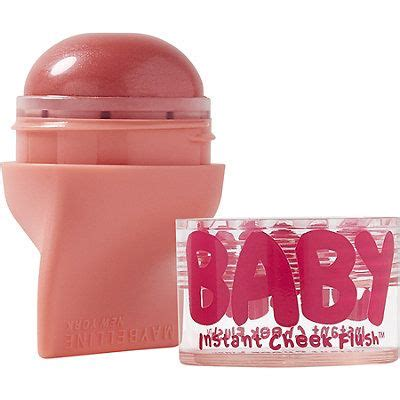 Lipstik Maybelline Baby baby skin instant cheek flush maybelline babies and fall