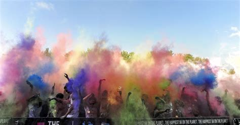 photos the color run 5k