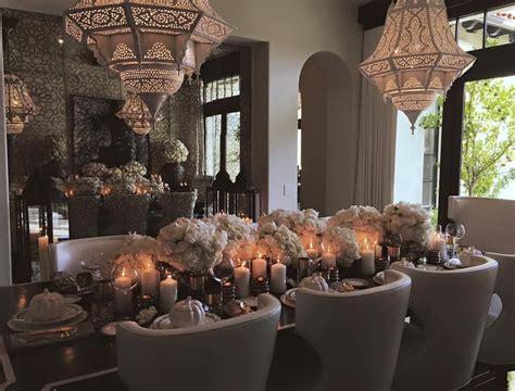 khloe kardashian thanksgiving dinner kardashian home